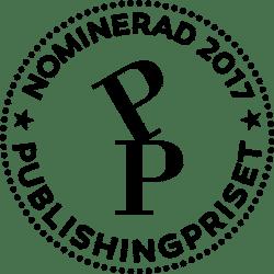 Wermeland Storytelling nominerades till till Publishingpriset 2017
